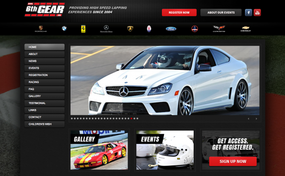 6th Gear Homepage